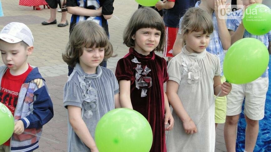 Перший день літа у Хмельницькому: парад близнят та виступи талантів зі всієї України (Фото, Відео), фото-3