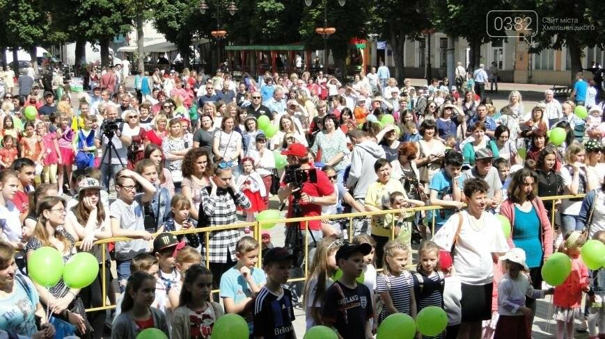 Перший день літа у Хмельницькому: парад близнят та виступи талантів зі всієї України (Фото, Відео), фото-5