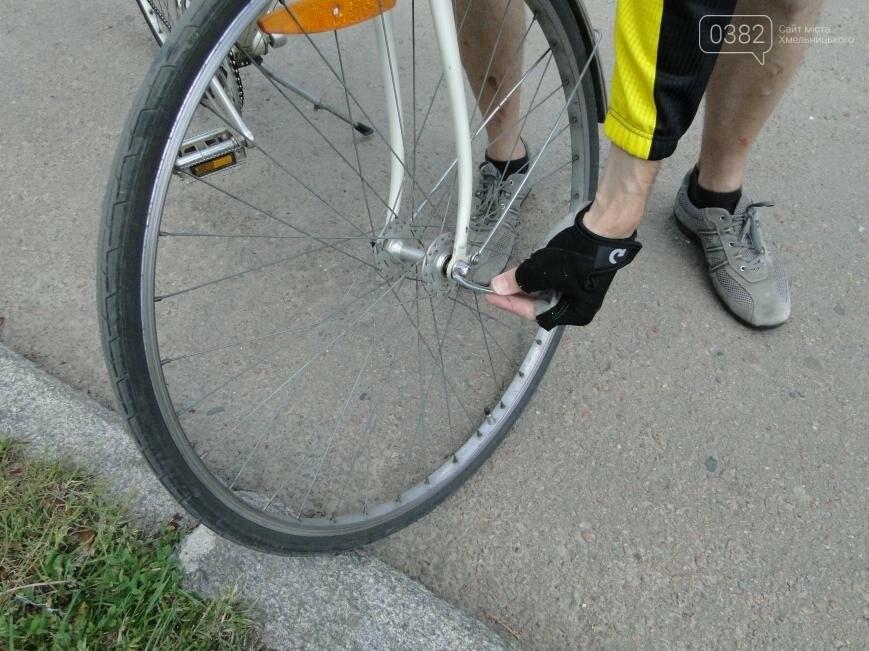 Крадіжки велосипедів у Хмельницькому частішають: як вберегти свого двоколісного (Фото), фото-3