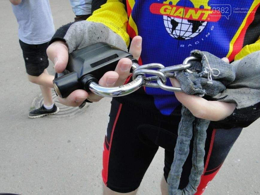 Крадіжки велосипедів у Хмельницькому частішають: як вберегти свого двоколісного (Фото), фото-5