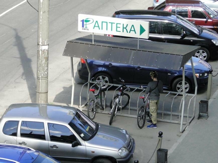 Крадіжки велосипедів у Хмельницькому частішають: як вберегти свого двоколісного (Фото), фото-4