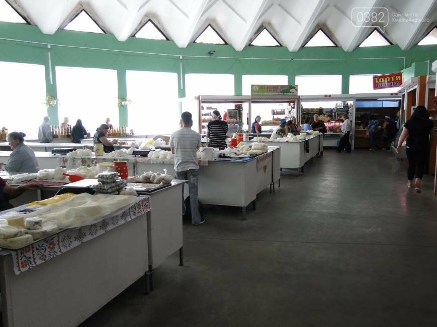 Домашнє молоко: як перевіряють якість продукції на продовольчому ринку Хмельницького (Фото), фото-1