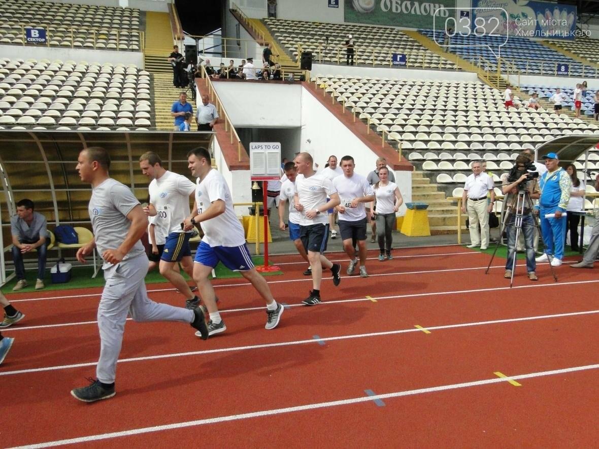 Олімпійський День у Хмельницькому відзначили масовим пробігом та змаганнями (Фото, Відео), фото-1