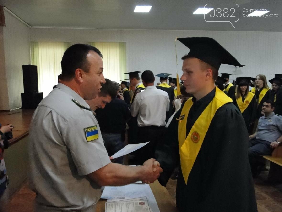 У прикордонній академії урочисто випустили бакалаврів та спеціалістів (Фото, Відео), фото-3
