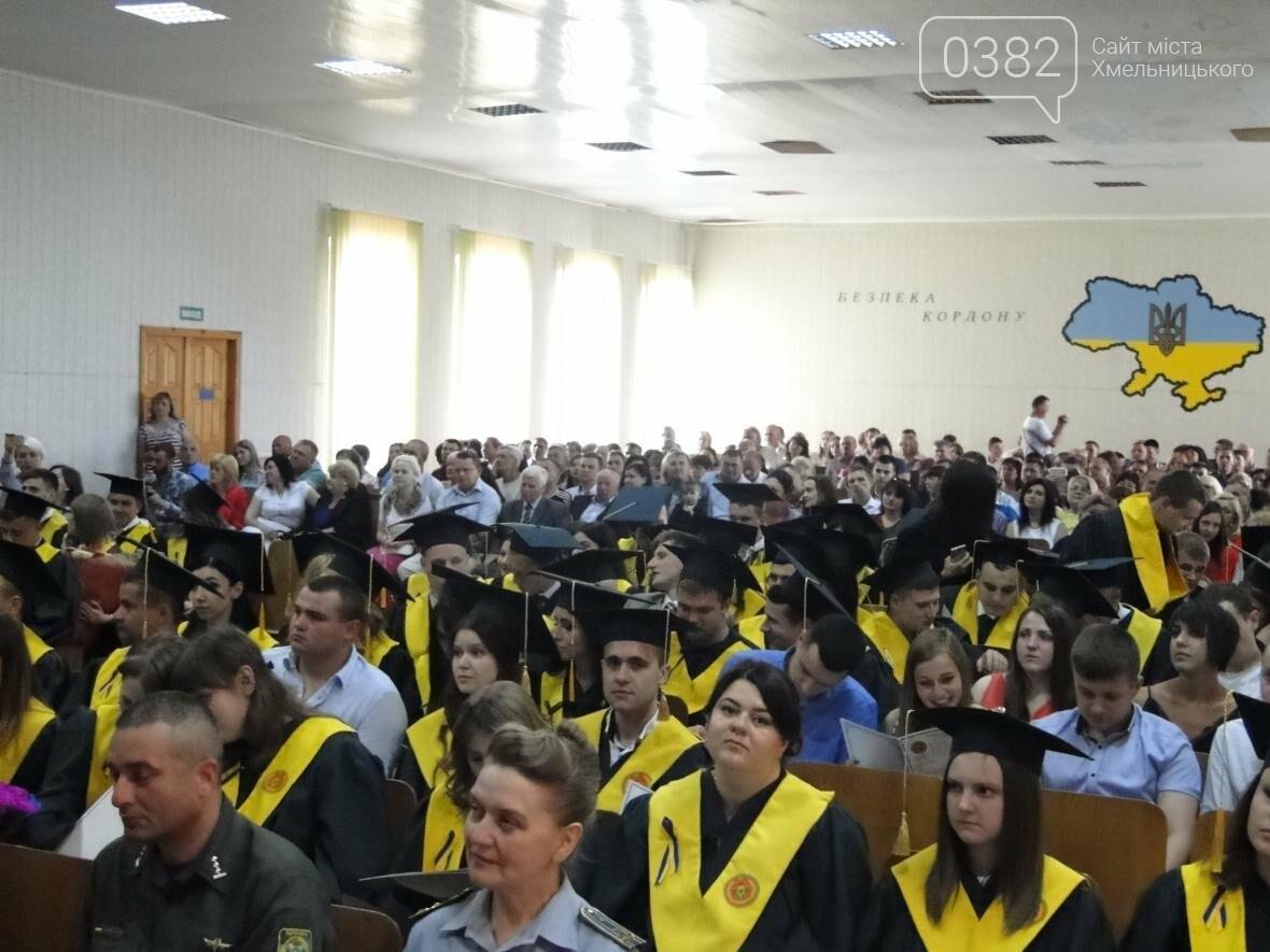 У прикордонній академії урочисто випустили бакалаврів та спеціалістів (Фото, Відео), фото-1