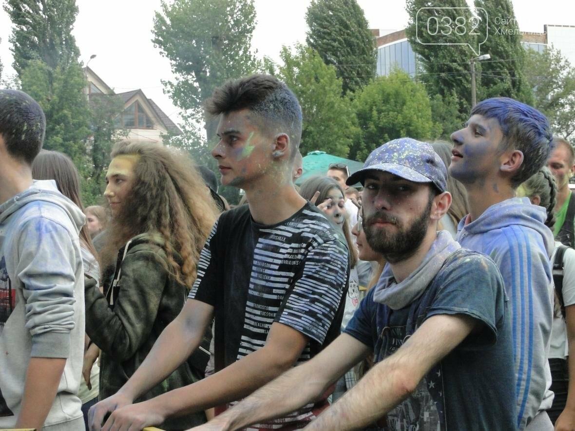 Яскраві миті на Green Fest: фарби холі та пінна вечірка (Фото, Відео) , фото-3
