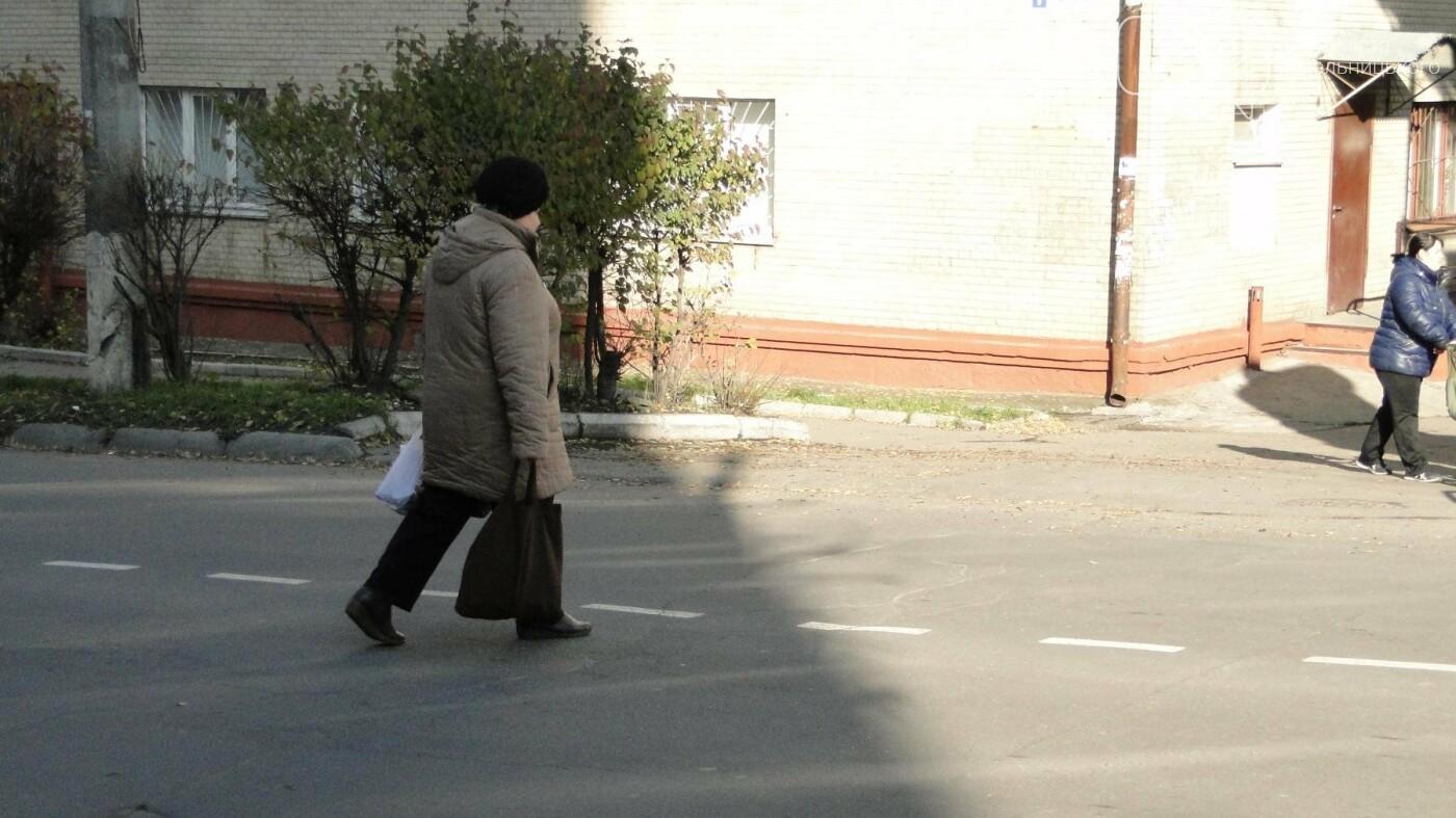 Крок на зустріч смерті: для хмельницьких пішоходів влаштували повчальний флешмоб (Фото, Відео), фото-2