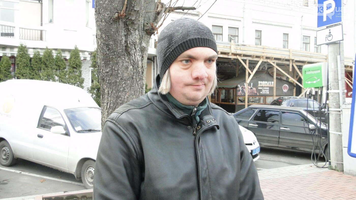 Все задля безпеки на дорозі: як «в'язень» у Хмельницькому водіїв попереджав (Фото, Відео), фото-4