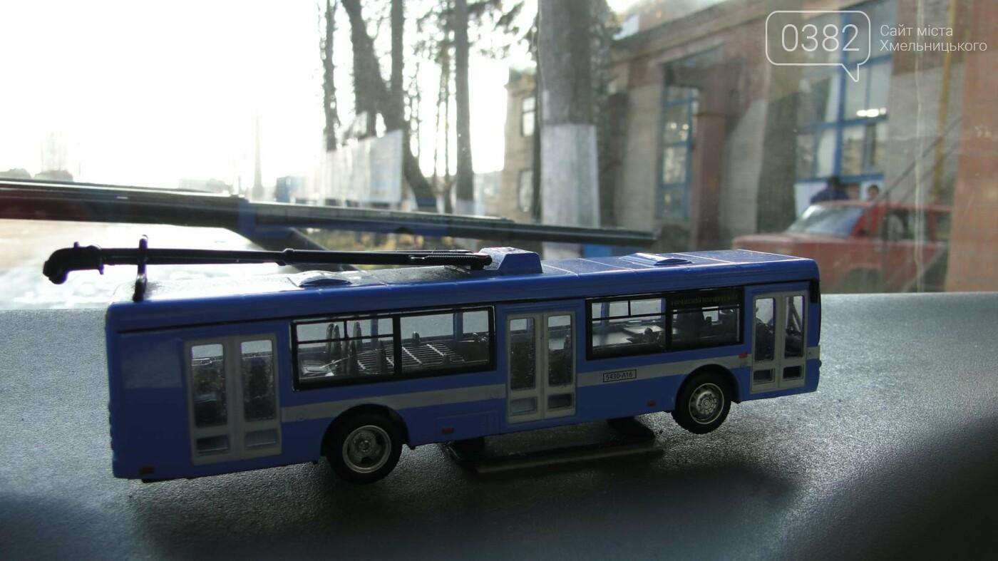 Моя професія — хмельничанин: водій тролейбуса, який возить хмельничан вже понад 30 років (Фото), фото-3
