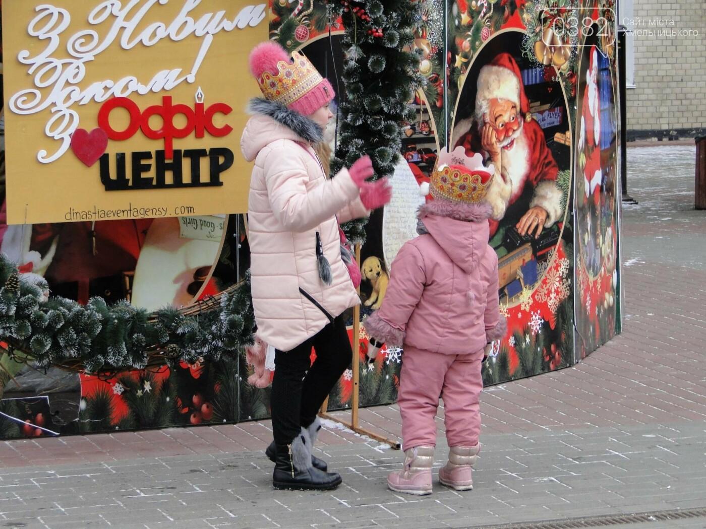 Хмельницьким пройшла святкова хода «Трьох Царів». ФОТО, фото-7