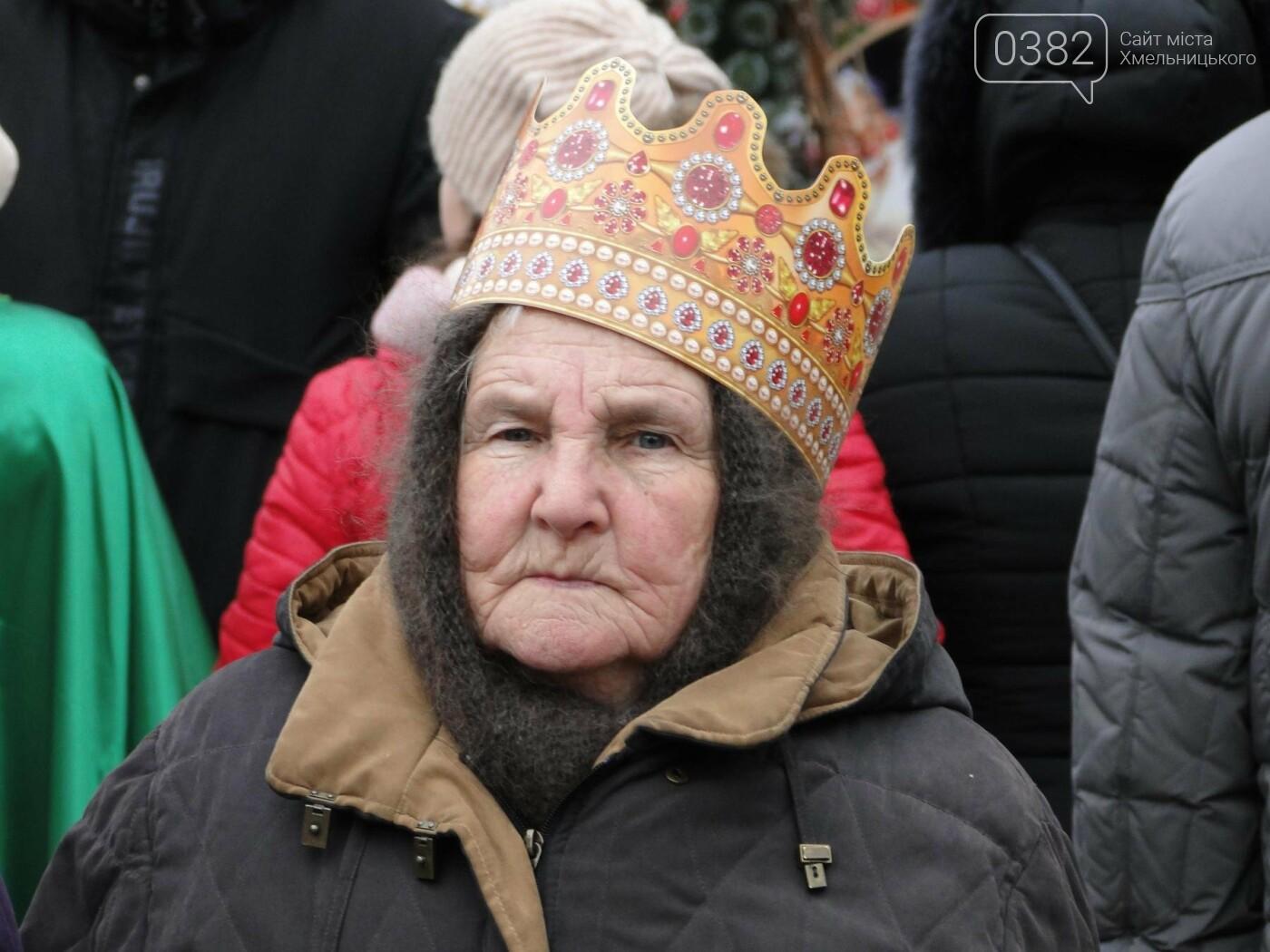 Хмельницьким пройшла святкова хода «Трьох Царів». ФОТО, фото-6