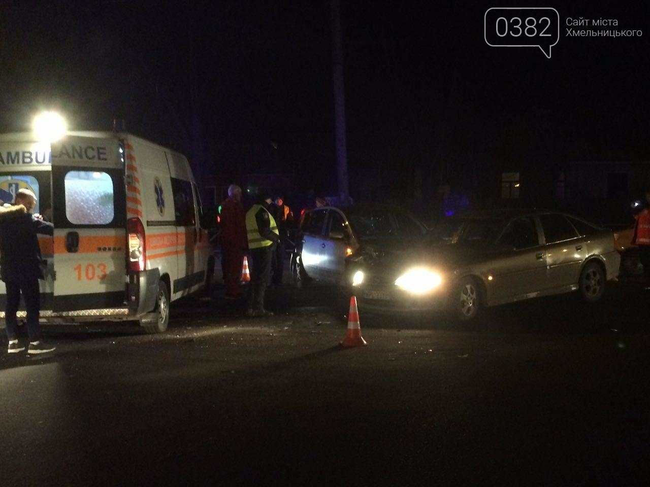 В аварії на Кам'янецькій постраждали 4 людини. ФОТО, фото-2
