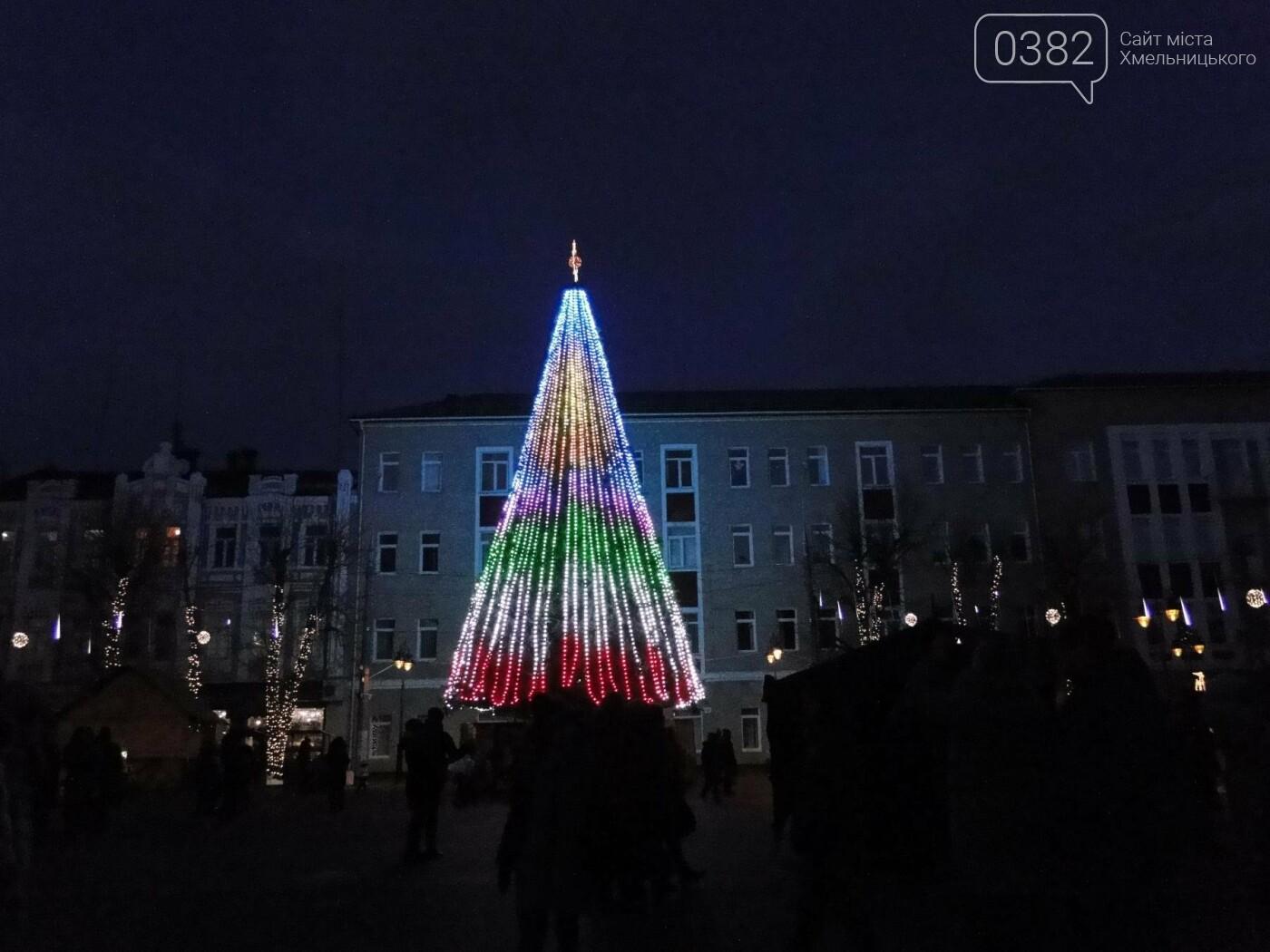 """""""Рудольф повертається Лапландію"""": у Хмельницькому гучно закрили Різдвяний ярмарок. ФОТО. ВІДЕО, фото-2"""