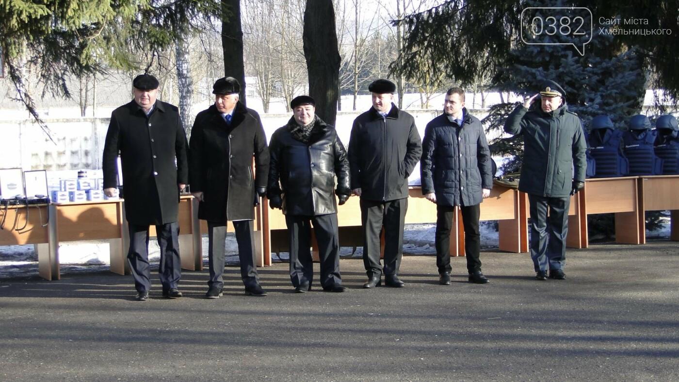 Аваков у Хмельницькому: 39 сімей рятувальників отримали ключі від квартир. ФОТО. ВІДЕО, фото-5