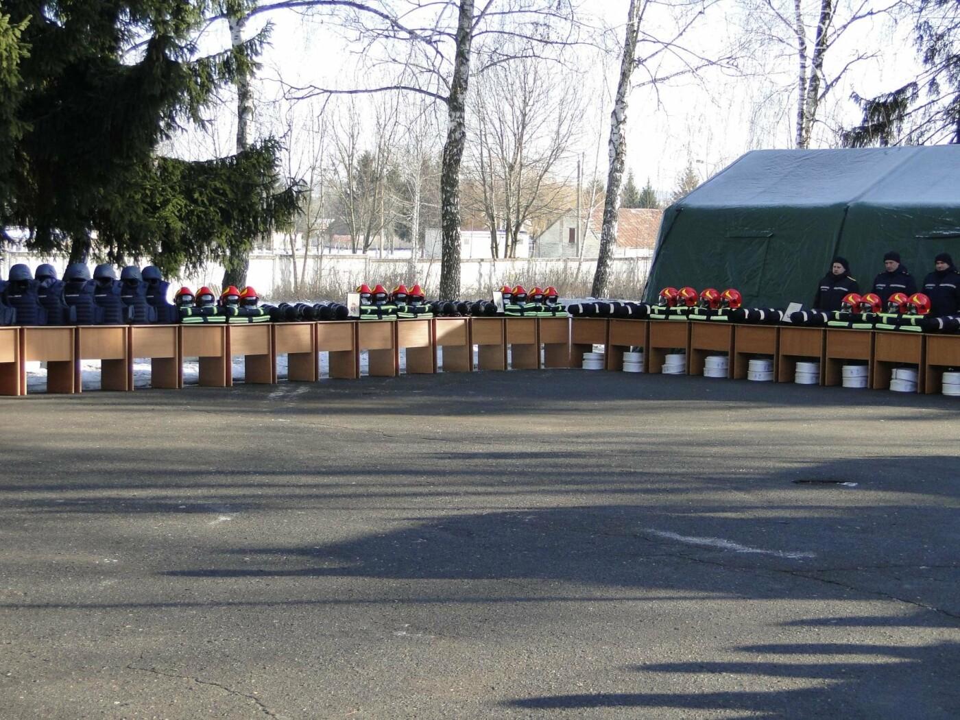 Аваков у Хмельницькому: 39 сімей рятувальників отримали ключі від квартир. ФОТО. ВІДЕО, фото-4