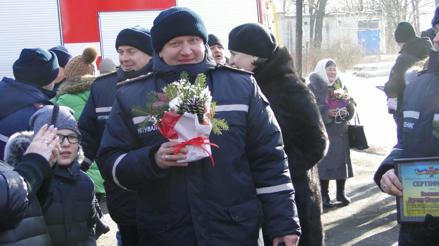 Аваков у Хмельницькому: 39 сімей рятувальників отримали ключі від квартир. ФОТО. ВІДЕО, фото-6