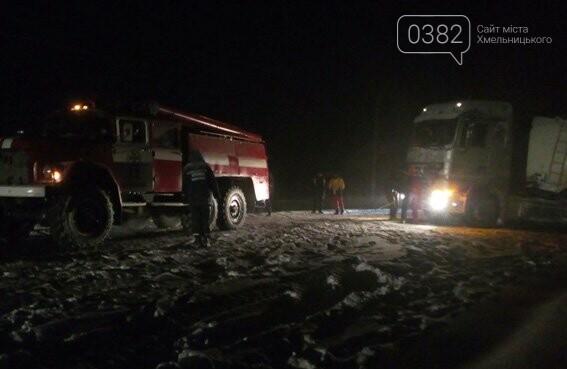 На Хмельниччині за минулу добу рятувальники з снігових заметів звільнили більш ніж 20 автівок. ФОТО.ВІДЕО , фото-2