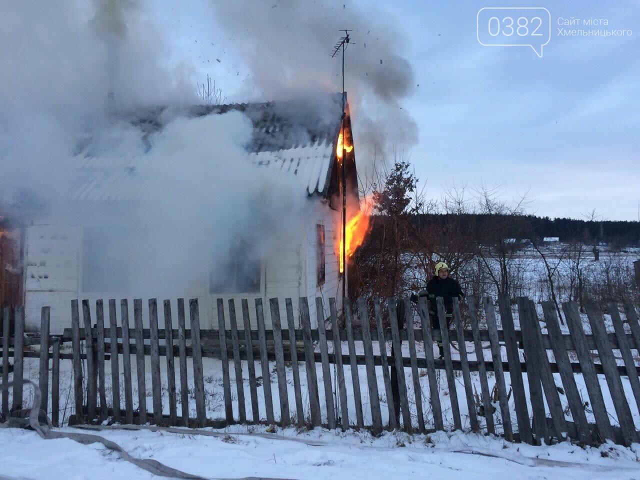 Трагедія на Хмельниччині: у власному будинку згоріла жінка. ФОТО, фото-1