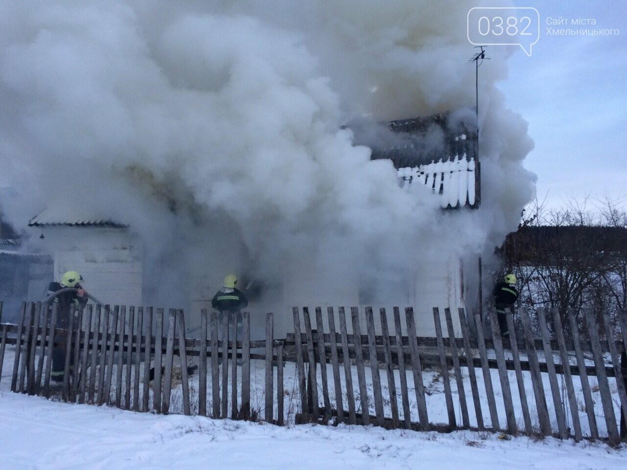 Трагедія на Хмельниччині: у власному будинку згоріла жінка. ФОТО, фото-3