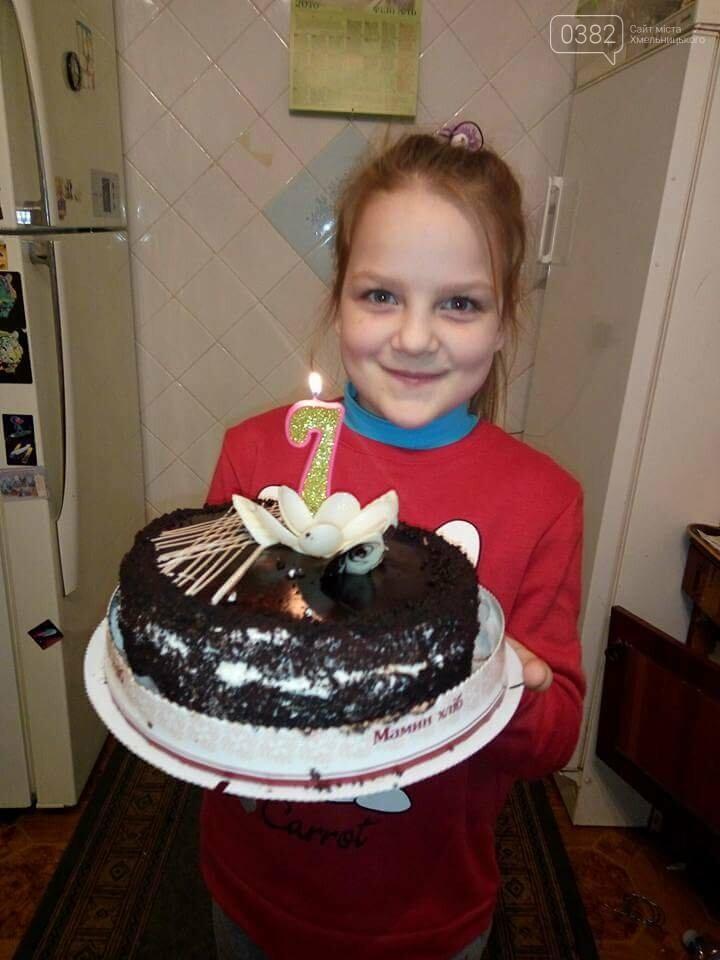 Померла 7-річна Ксенія - подолянка з великим сердцем, фото-1