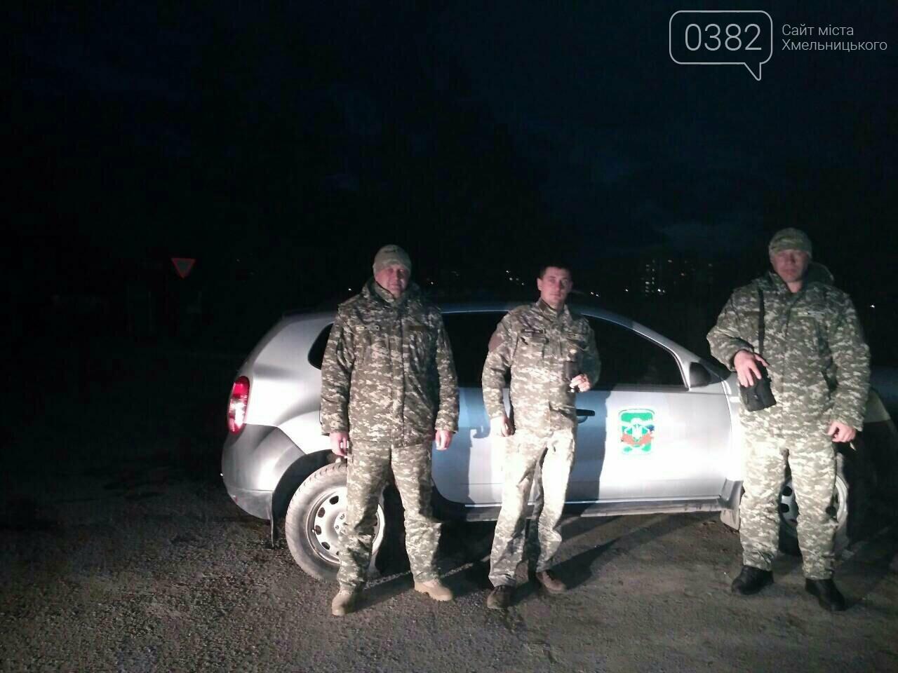 На Хмельниччині рейдові бригади цілодобово здійснюють охорону лісу, фото-1