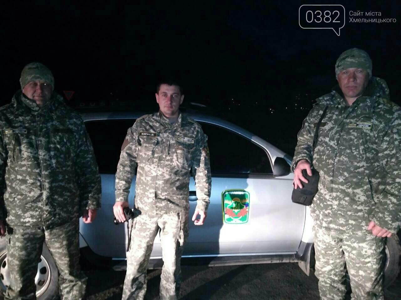 На Хмельниччині рейдові бригади цілодобово здійснюють охорону лісу, фото-2