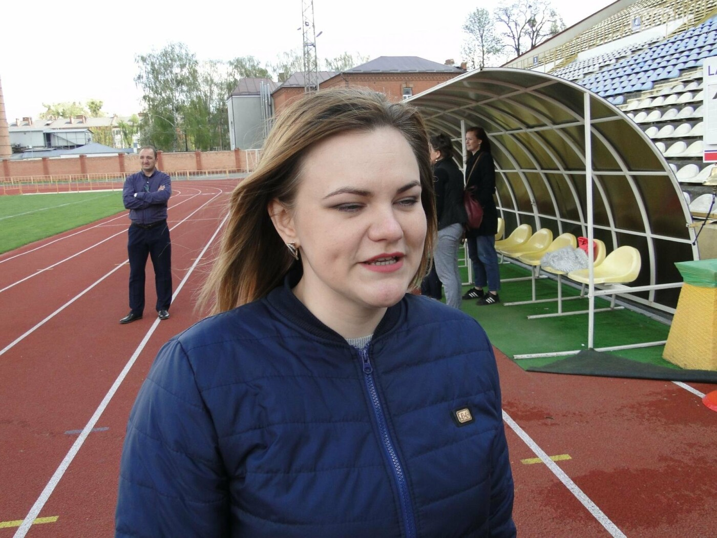 На стадіоні «Поділля» 1000 хмельничан влаштували спортивний флешмоб. ФОТО, ВІДЕО, фото-2