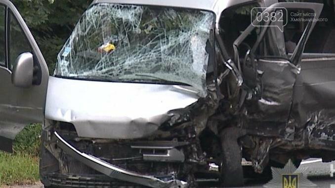 На Хмельниччині у ДТП травмувалося троє дорослих та четверо дітей. ВІДЕО, фото-3