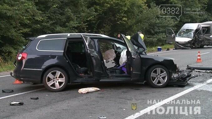 На Хмельниччині у ДТП травмувалося троє дорослих та четверо дітей. ВІДЕО, фото-2