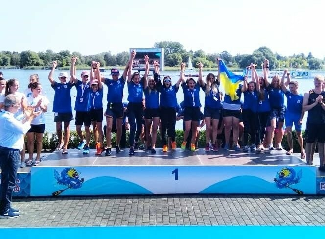 Хмельничани стали чемпіонами Європи з веслування на човнах.ФОТО, фото-1
