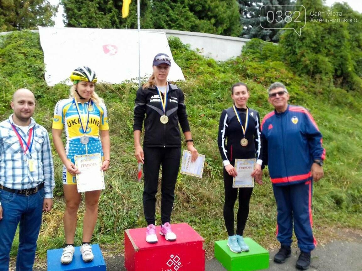 16 нагород у Хмельницький привезли спортсмени зі змагань з маунтенбайку, фото-4