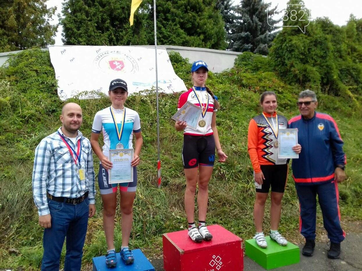 16 нагород у Хмельницький привезли спортсмени зі змагань з маунтенбайку, фото-9