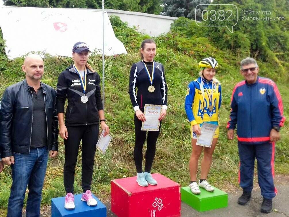 16 нагород у Хмельницький привезли спортсмени зі змагань з маунтенбайку, фото-2