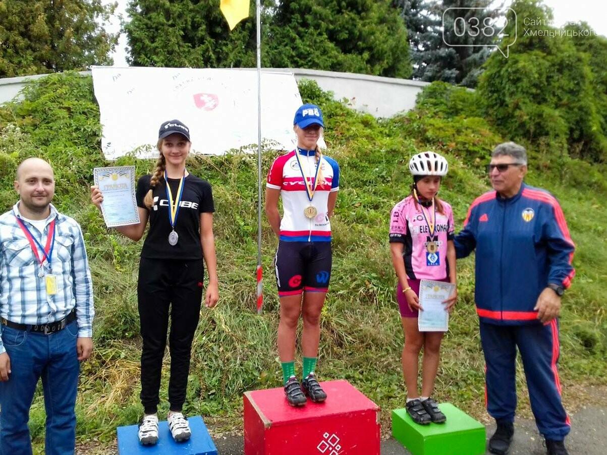 16 нагород у Хмельницький привезли спортсмени зі змагань з маунтенбайку, фото-12