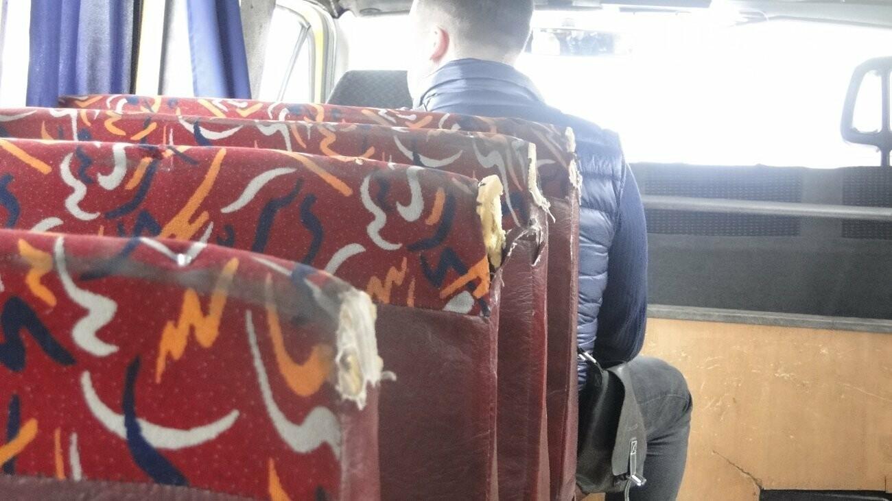 Бляшанка на колесах: яким транспортом доводиться їздити мешканцям Хмельницького, фото-3