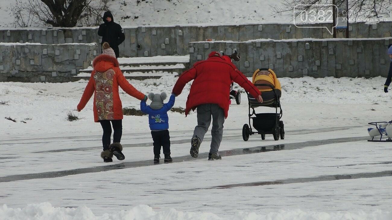 Теплий термос й хороша компанія: зимова рибалка у Хмельницькому, фото-6