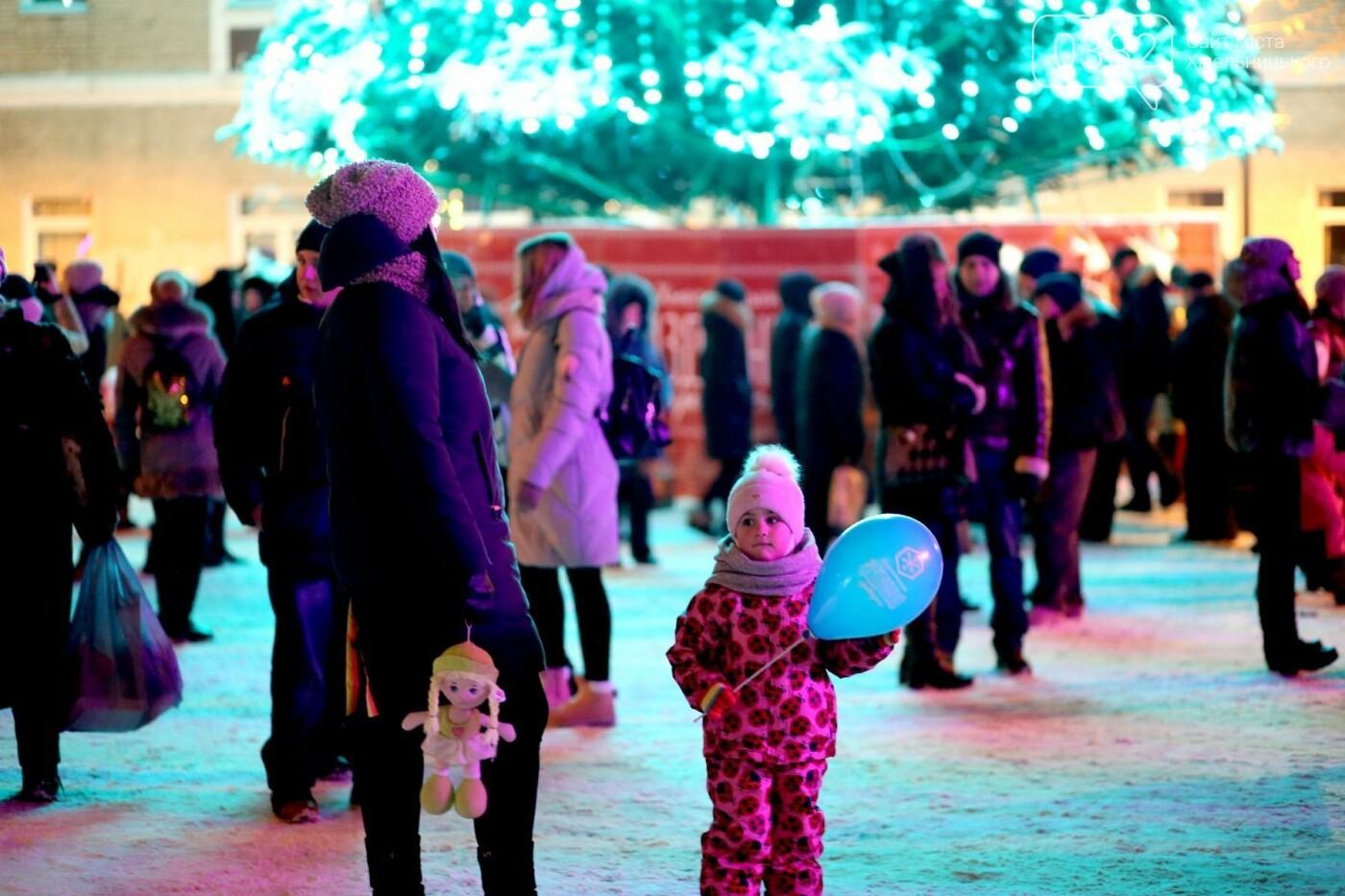 У свято Миколая пластуни передали містуХмельницькому Вифлеємський вогонь.ФОТО , фото-4