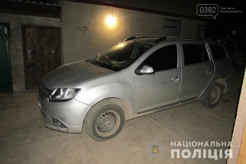 На Хмельниччині п'яний чоловік вкрав автомобіль та влаштував нічні перегони з поліцією (фото), фото-2