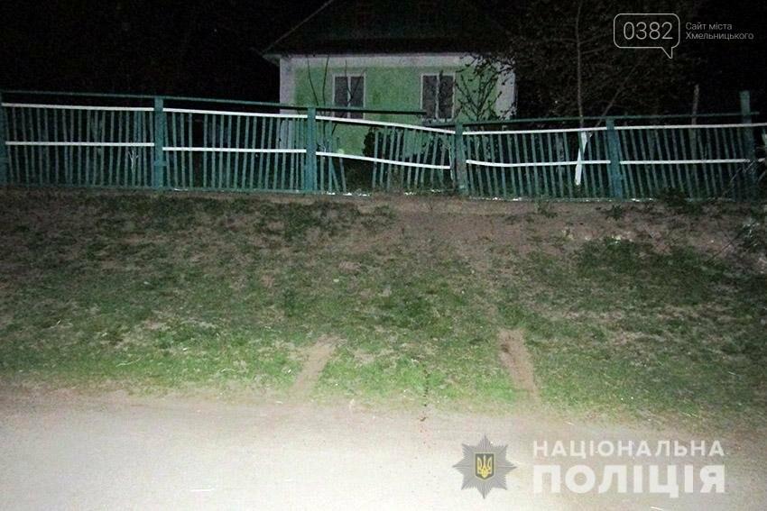 На Хмельниччині п'яний чоловік вкрав автомобіль та влаштував нічні перегони з поліцією (фото), фото-1