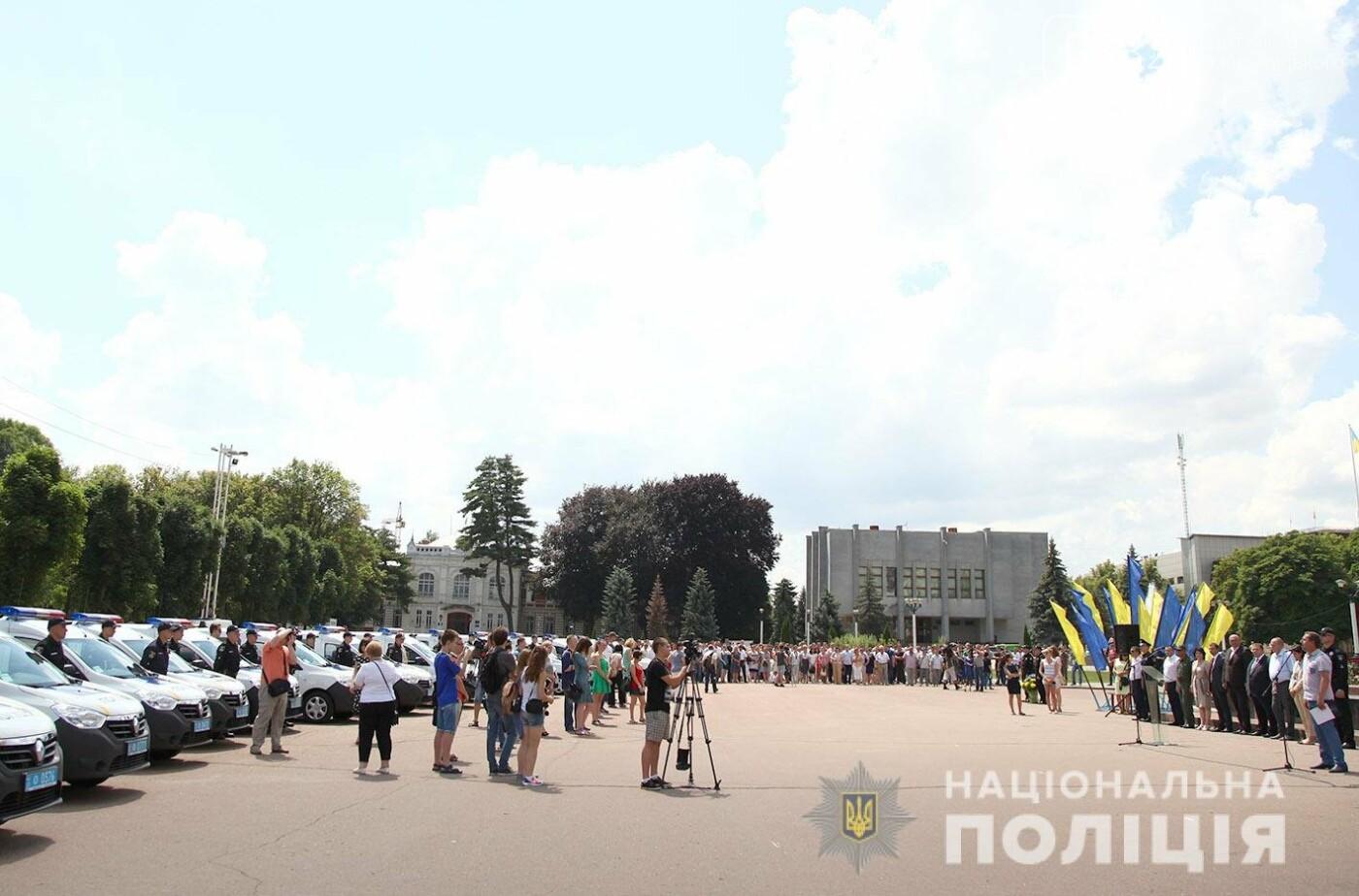Три роки тому на Хмельниччині вперше з'явилися групи реагування патрульної поліції , фото-5