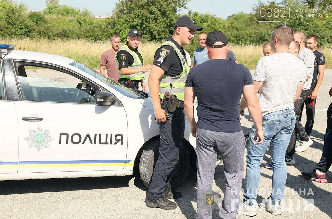 Три роки тому на Хмельниччині вперше з'явилися групи реагування патрульної поліції , фото-1