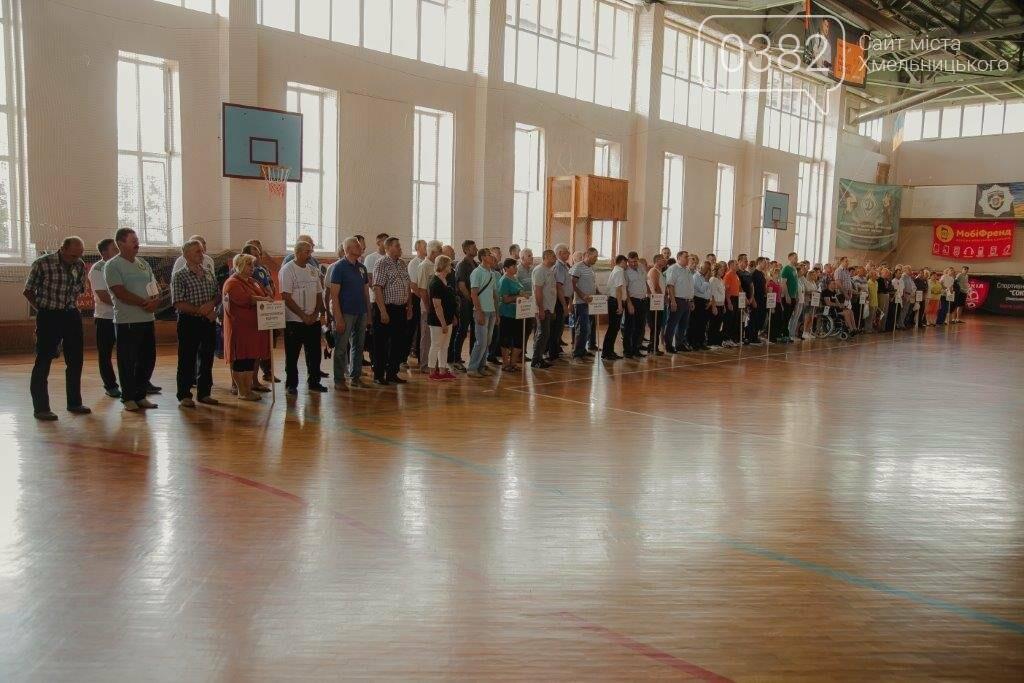 «Ті, що сильні духом». У Хмельницькому відбулася VII обласна спартакіада «СИЛА ДУХУ», фото-2