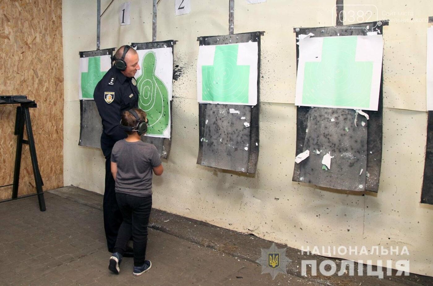Хмельницькі поліцейські здійснили мрію 7-річного Артема , фото-5