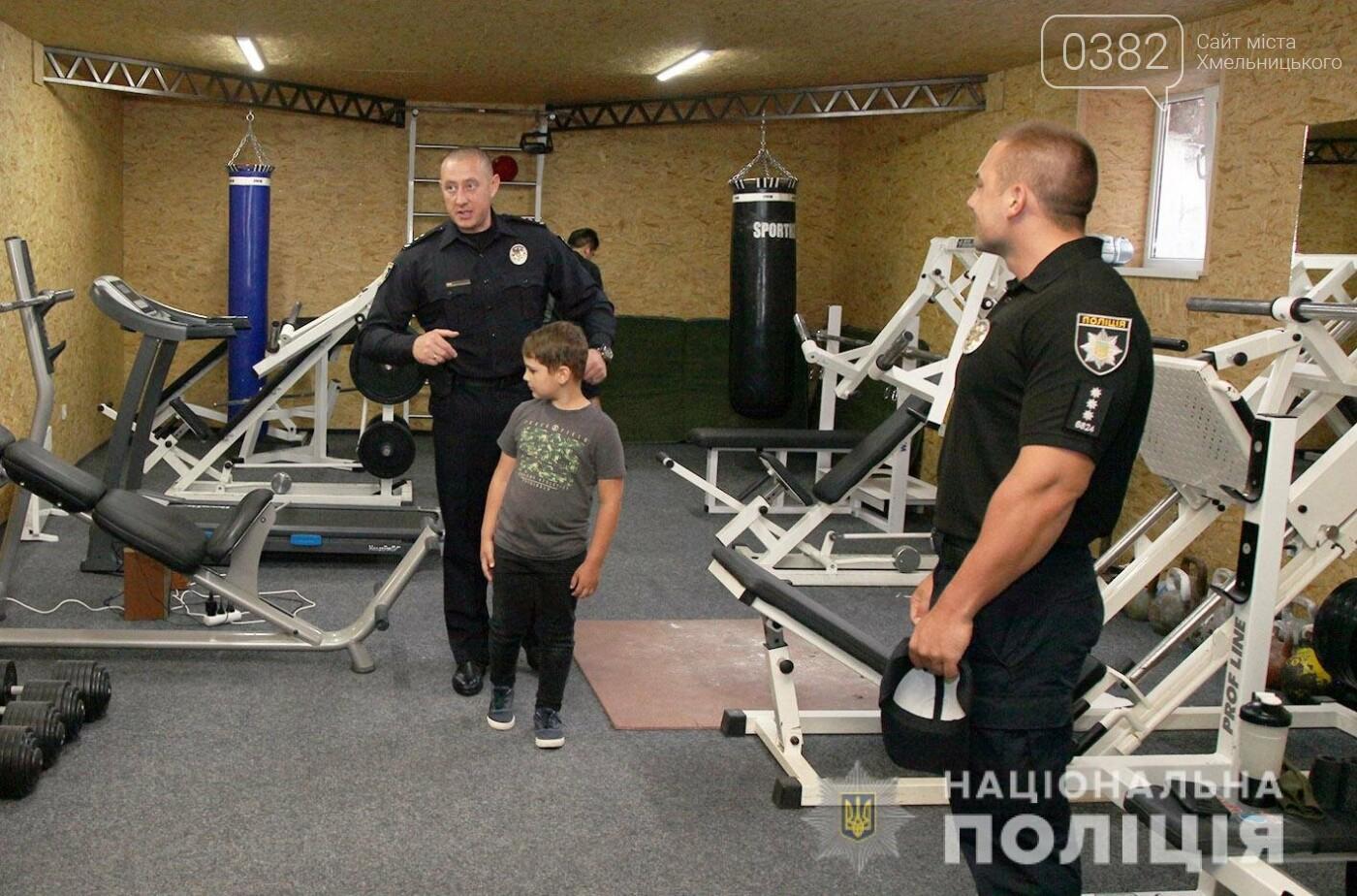 Хмельницькі поліцейські здійснили мрію 7-річного Артема , фото-6
