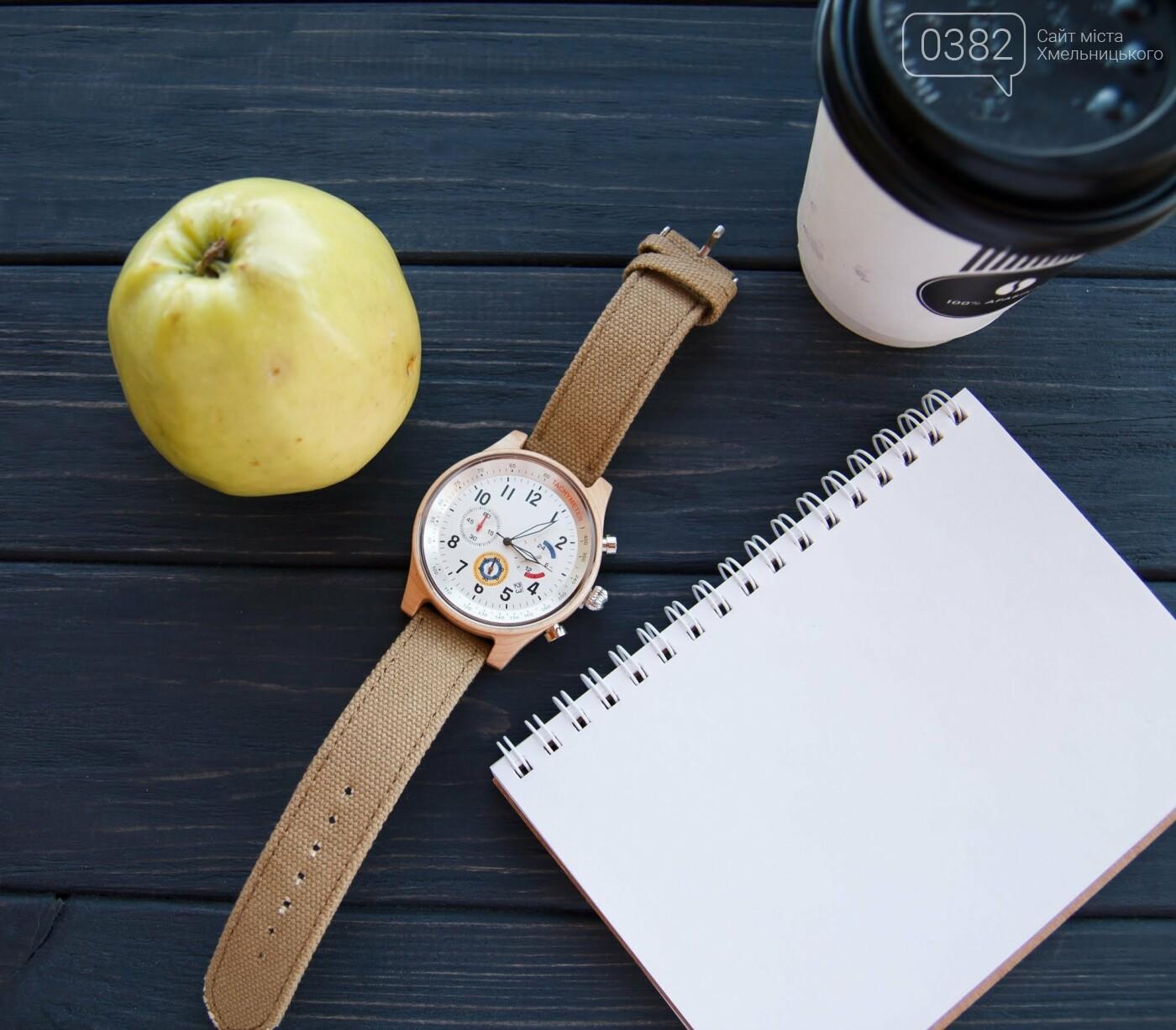 Модний, оригінальний, сучасний годинник. Найкращій подарунок на 14 жовтня!, фото-2