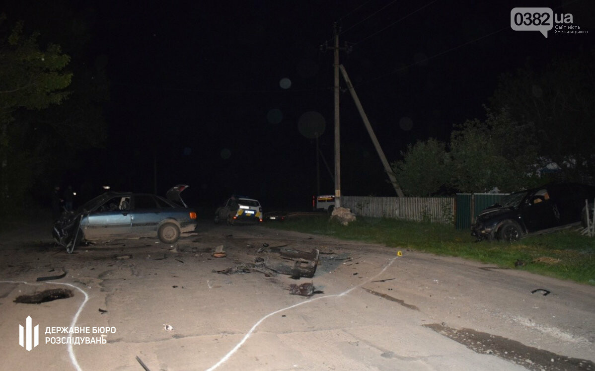 П'яний поліцейський скоїв смертельну ДТП - хмельницькі правоохоронці, фото-1