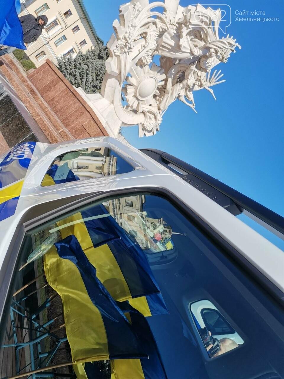 Хмельниччині вручили 43 поліцейських авто Renault Duster, фото-3