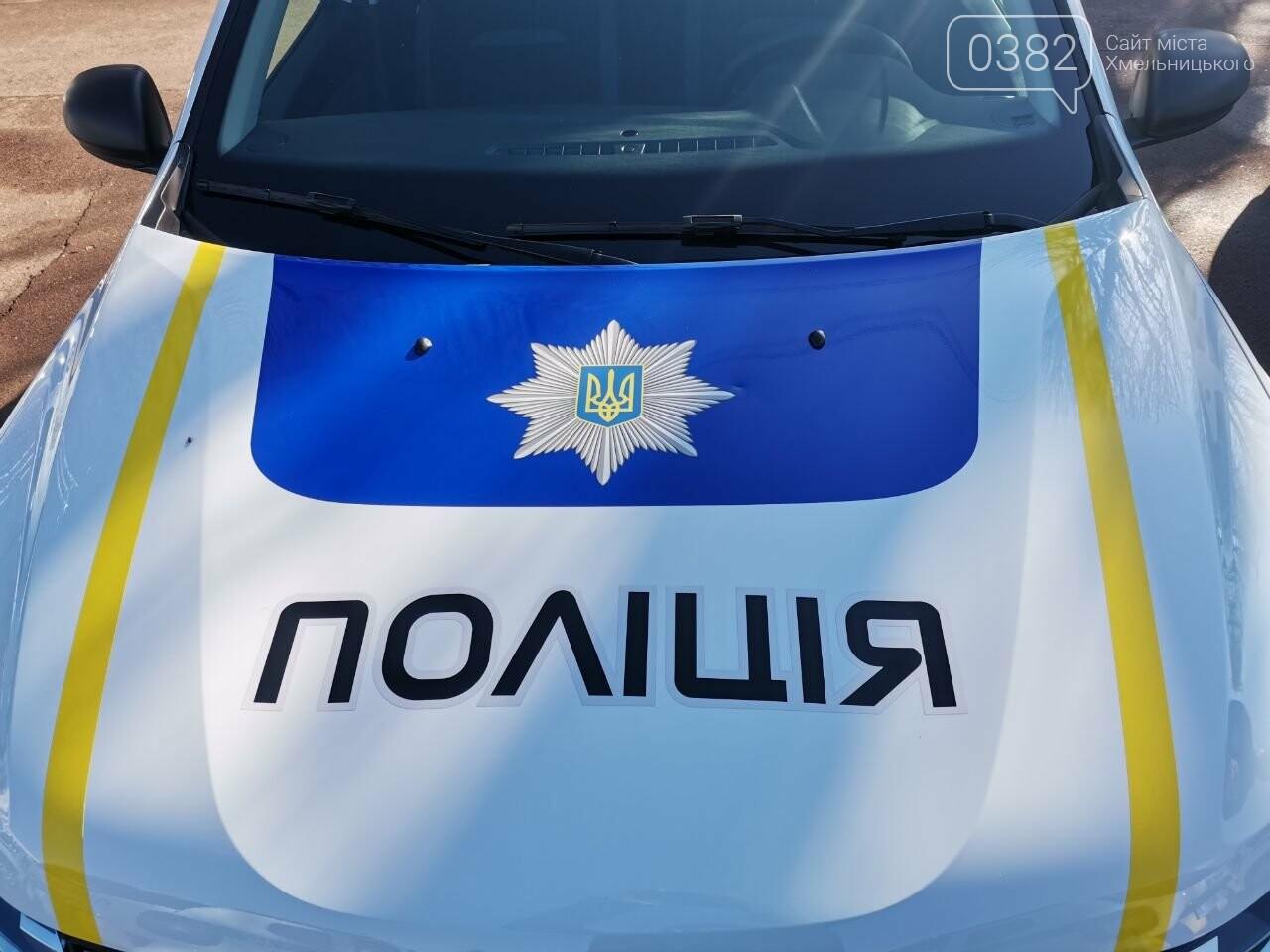 Хмельниччині вручили 43 поліцейських авто Renault Duster, фото-6