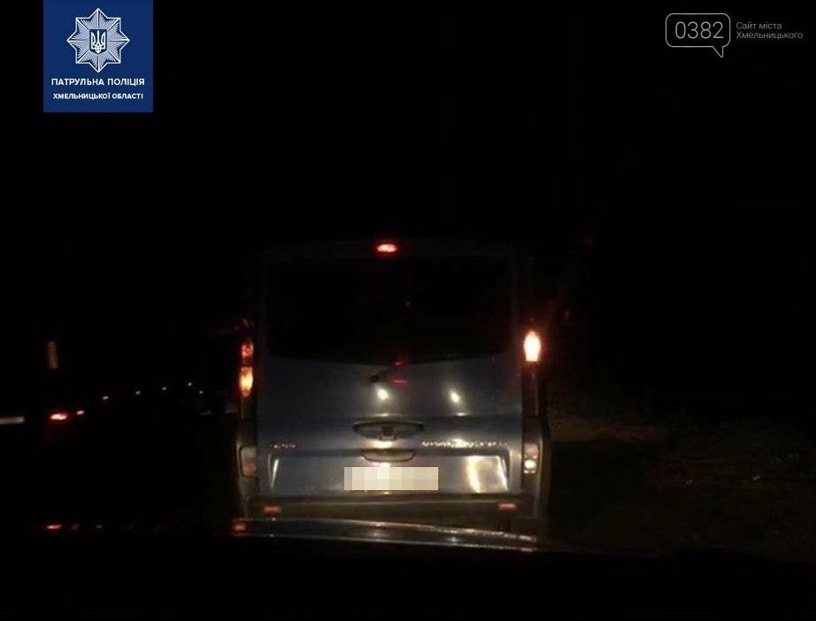 Нетверезий водій запропонував хмельницьким патрульним кошти, щоб уникнути відповідальності, фото-3