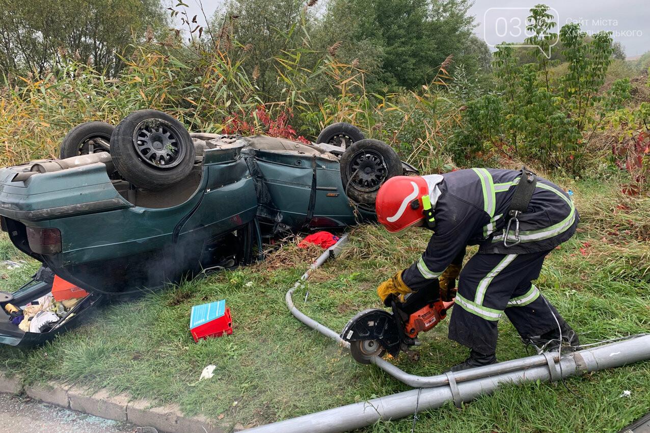 У Хмельницькому в ДТП травмовано дві людини, фото-5